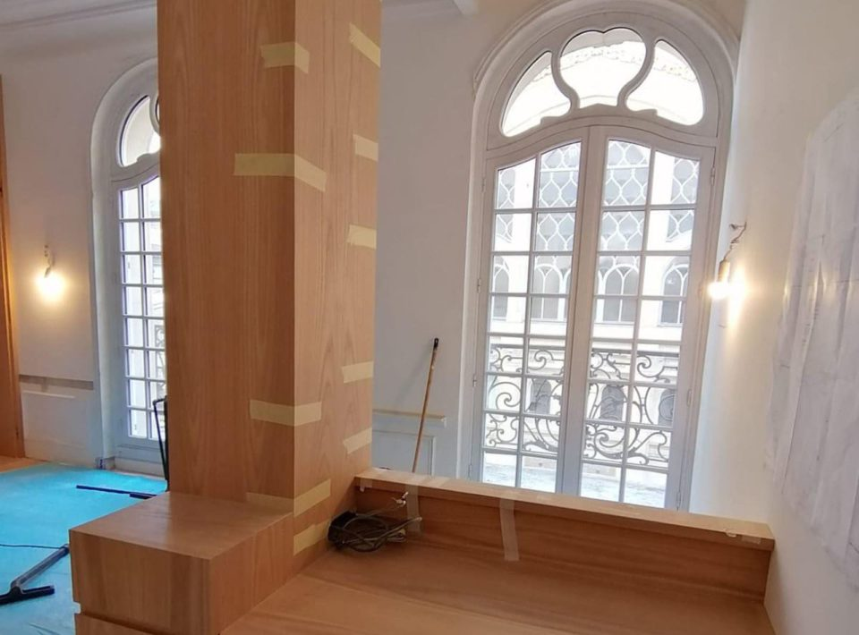 Assembly Furniture Villas in Paris