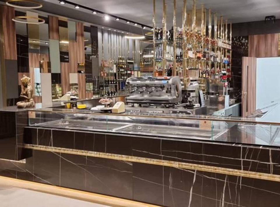 Bar Restaurant Furniture Installation