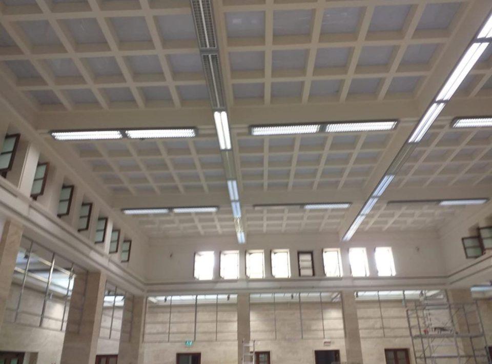 Sala Consiliare Vaticano