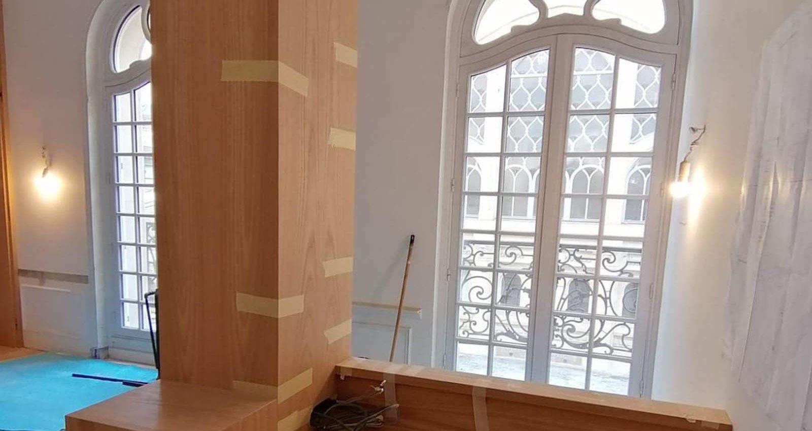 Montaggio Arredi Villa di Lusso a Parigi